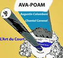 Ava-Poam - Art musical et Art visuel - Logo L'Art du Court