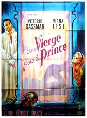 Une vierge pour le prince