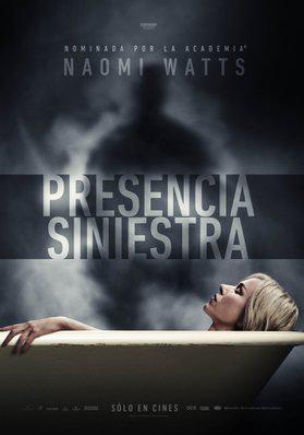 Presencia siniestra - Poster - Mexico