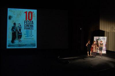 Bilan de la 10e Festa do cinéma frances - Jane Birkin / Agnès Jaoui - © Unifrance.org