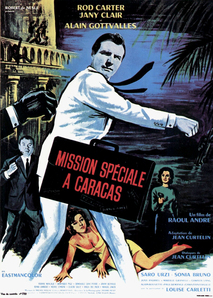 Mission to Caracas