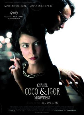 Coco Chanel & Igor Stravinsky - Poster - France