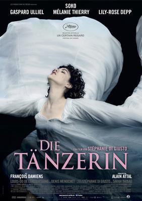 La Danseuse - Poster - Austria