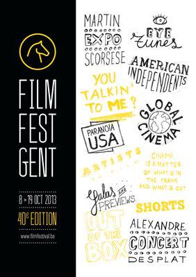 Festival du film de Gand - 2013