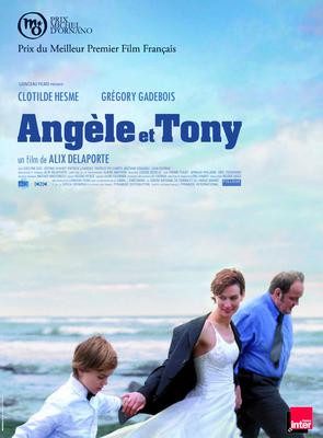 Angèle et Tony - Poster - France