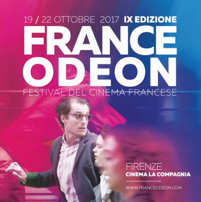 France Odéon, Festival de cinéma français - Florence - 2017