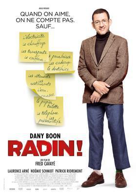 Radin ! - Poster - Chine