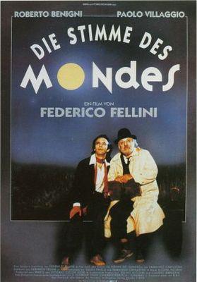 La Voz de la luna - Poster Allemagne