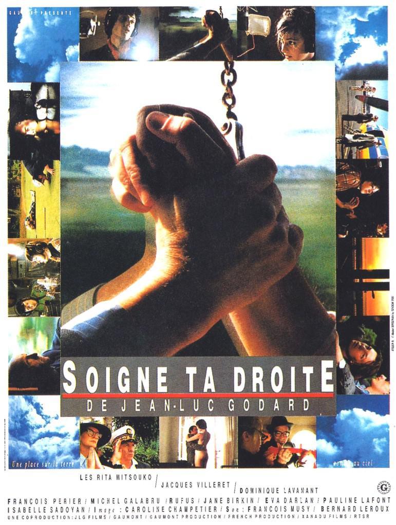 JLG Films - Poster France