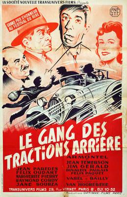 Le Gang des Tractions Arrière