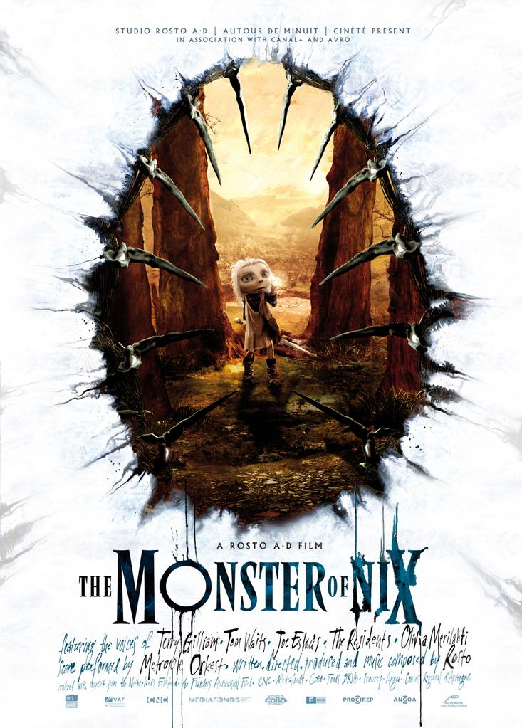 The Monster of Nix (Le Monstre de Nix)
