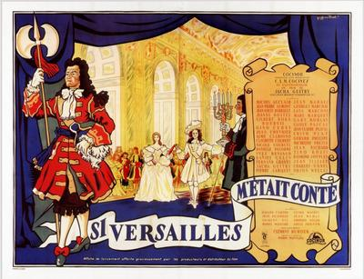 Royal Affairs in Versailles