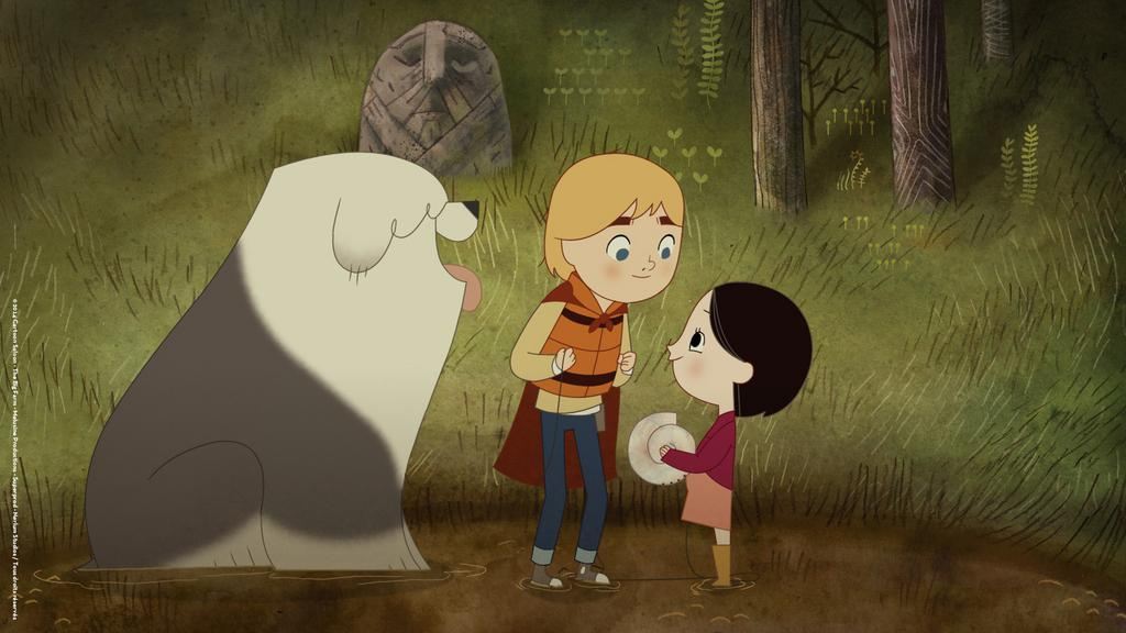 Song Of The Sea 2014 Unifrance Films