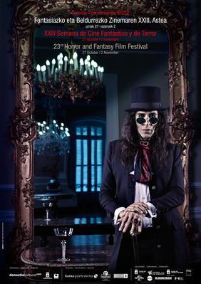 Festival du film d'horreur et fantastique de Saint-Sébastien  - 2012
