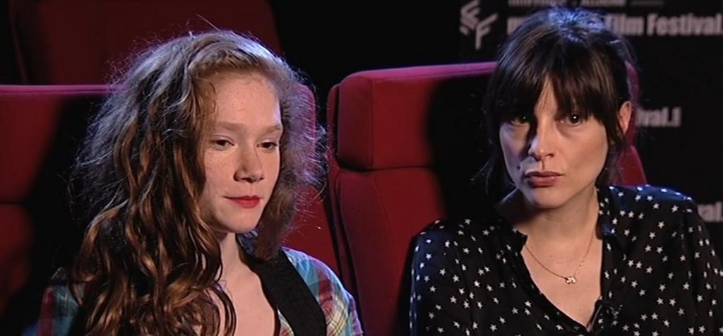 Entrevista a Cécile Ducrocq / Charlotte Cétaire