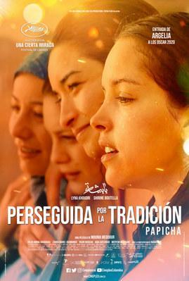 Papicha, sueños de libertad - Colombia
