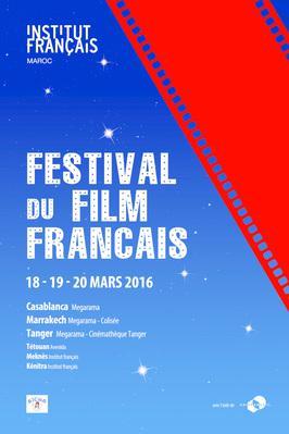 Festival du Film Français au Maroc - 2016