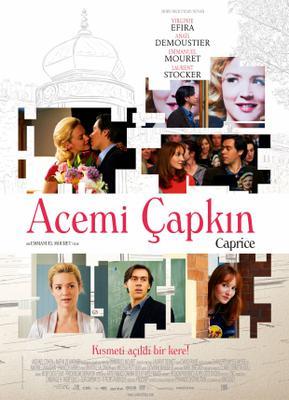 カプリス - Poster - Turkey