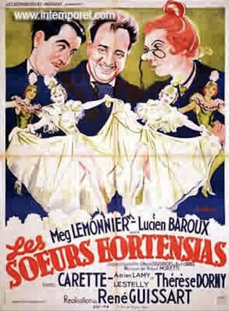 Les Soeurs Hortensias
