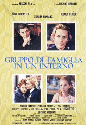 Confidencias - Poster - Italie