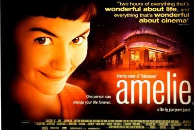 Le Fabuleux Destin d'Amélie Poulain - UK