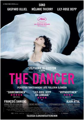 The Dancer - Poster - Finland