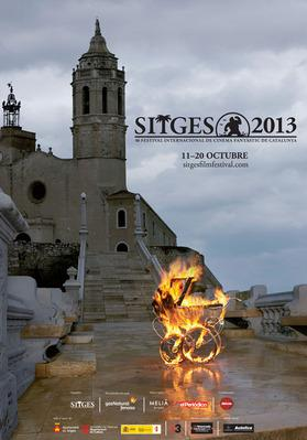 Sitges International Film Festival of Catalonia - 2013