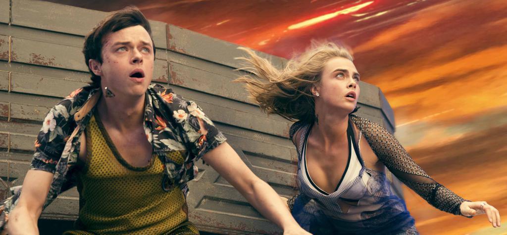 Box office français dans le monde - Juillet 2017
