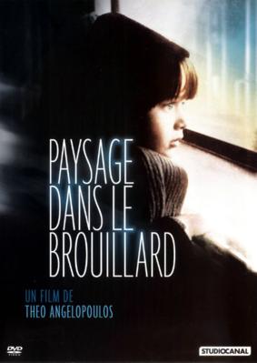 Paysage dans le brouillard - Jaquette DVD France