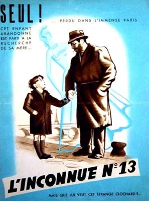 L'Inconnue N°13