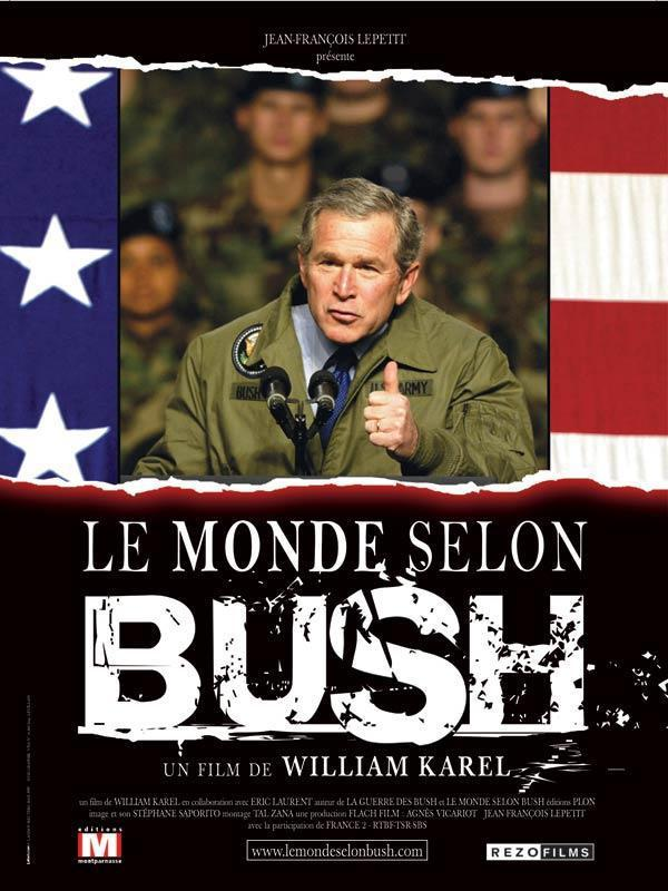 Monde selon Bush