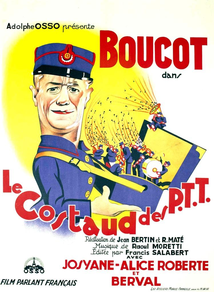 Le Costaud des P.T.T.