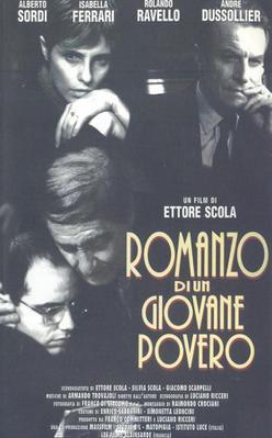 Historia de un pobre hombre - Poster Italie