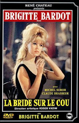 La Bride sur le cou - Jaquette DVD France