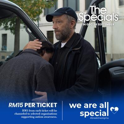 'The Specials' central to an autism awareness campaign in Malaysia