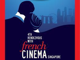 Singapur concierta una cita con el Cine francés