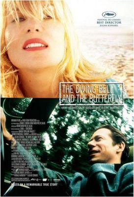The Diving Bell and the Butterfly - Affiche-Grande Bretagne