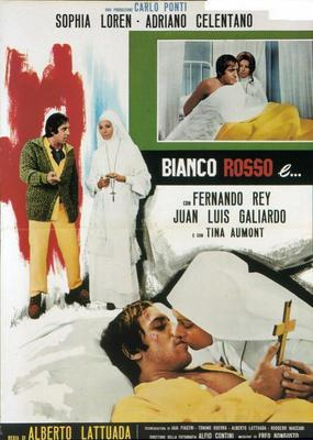 Blanco, rojo y... - Poster - Italie