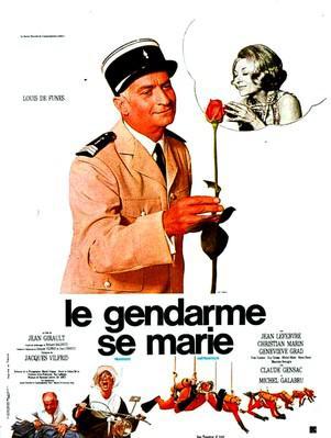 El Gendarme se casa