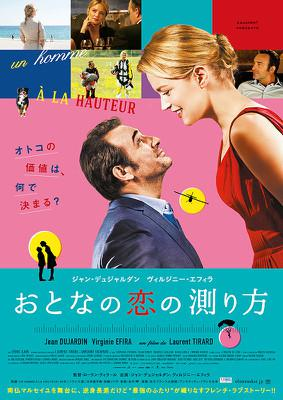 Up for Love - Poster - Japan