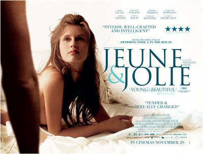Jeune & jolie - Poster - The United Kingdom