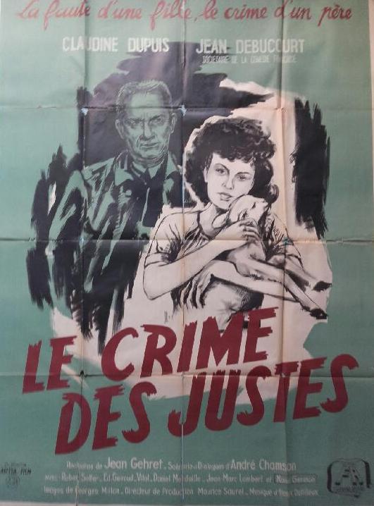Le Crime des justes