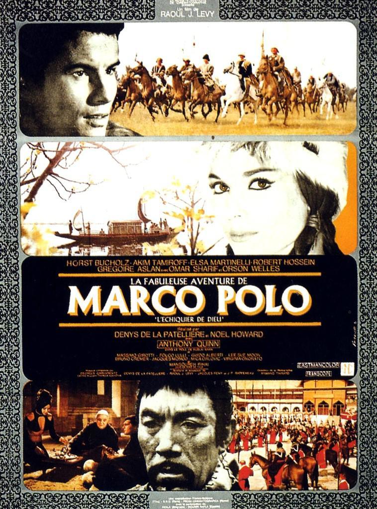 Marco Polo, el magnifico