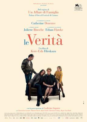 La Verdad - Poster - Italy
