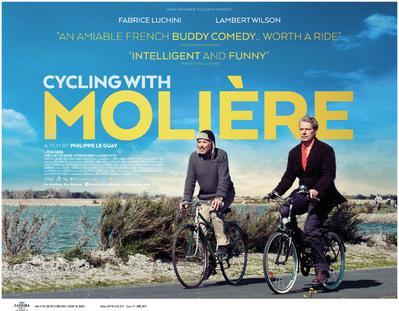 Molière en bicicleta - © Poster - United Kingdom