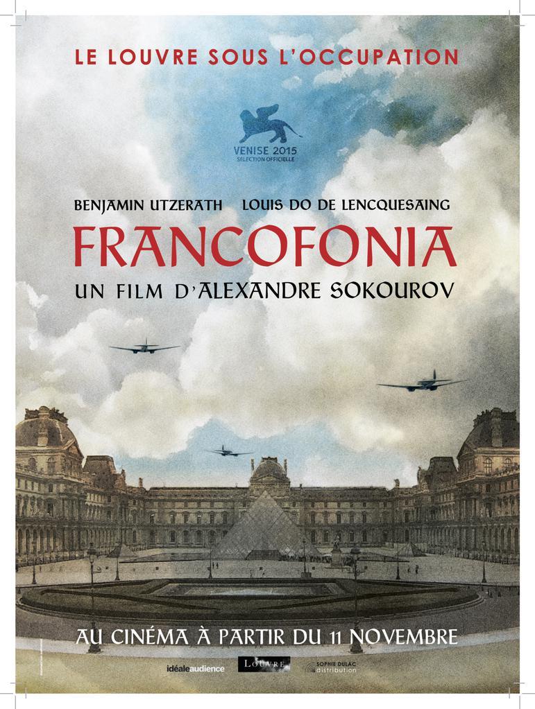 Francofonia 2015 Unifrance Films