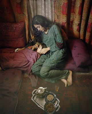 Golshifteh Farahani - © R. Benoi et Peverelli