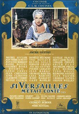 Si Versalles pudiera hablar