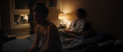 Au bord du lit