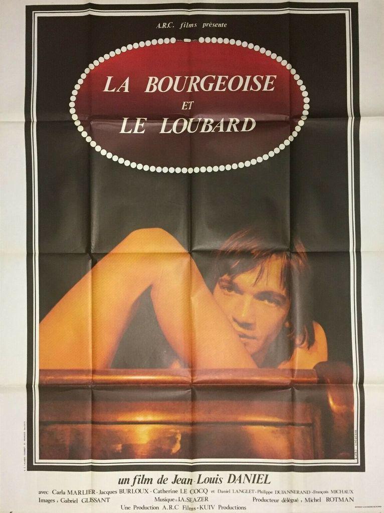 La Bourgeoise et le loubard